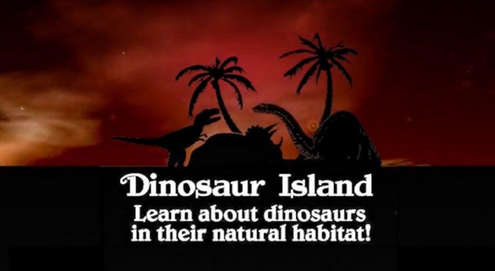 Dinosaur Island Kickstarter video.